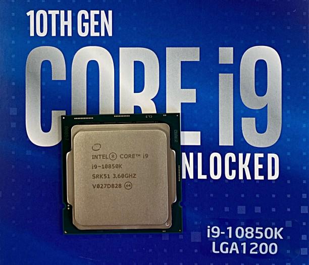 Core i9-10850K (Bild: Flutlicht)