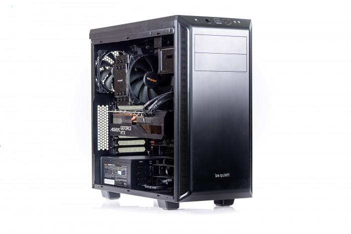 Golem Xtreme mit Geforce RTX 3080 Ti und Ryzen 9 5950X (Bild: Golem.de)