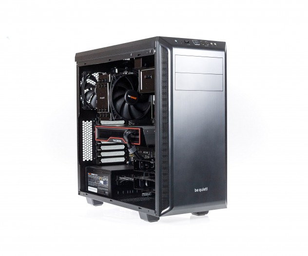 Golem Enthusiast mit Radeon RX 6900 XT (Bild: Golem.de)