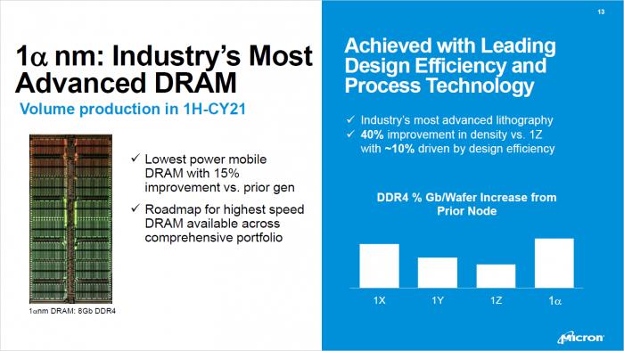 Details zum 1a-DRAM (Bild: Micron)