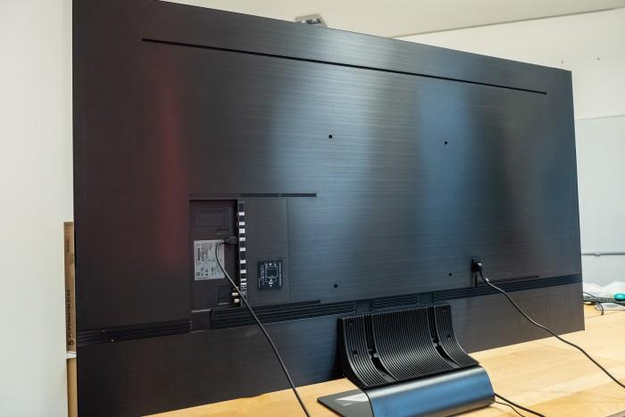 Die Rückseite des Panels (Bild: Martin Wolf/Golem.de)