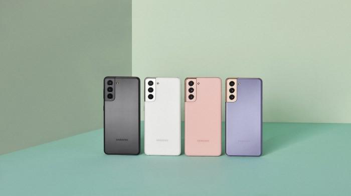 Das Galaxy S21 von Samsung (Bild: Samsung)