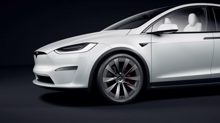 Tesla Model X 2021 (Bild: Tesla)