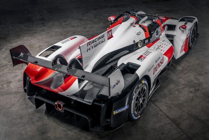 GR010 Hybrid (Bild: Toyota)