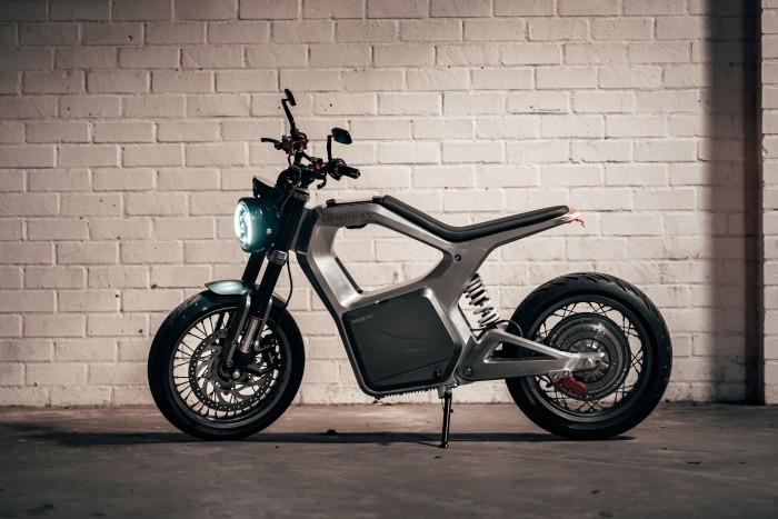 Elektromotorrad The Metacycle (Bild: Sondors)