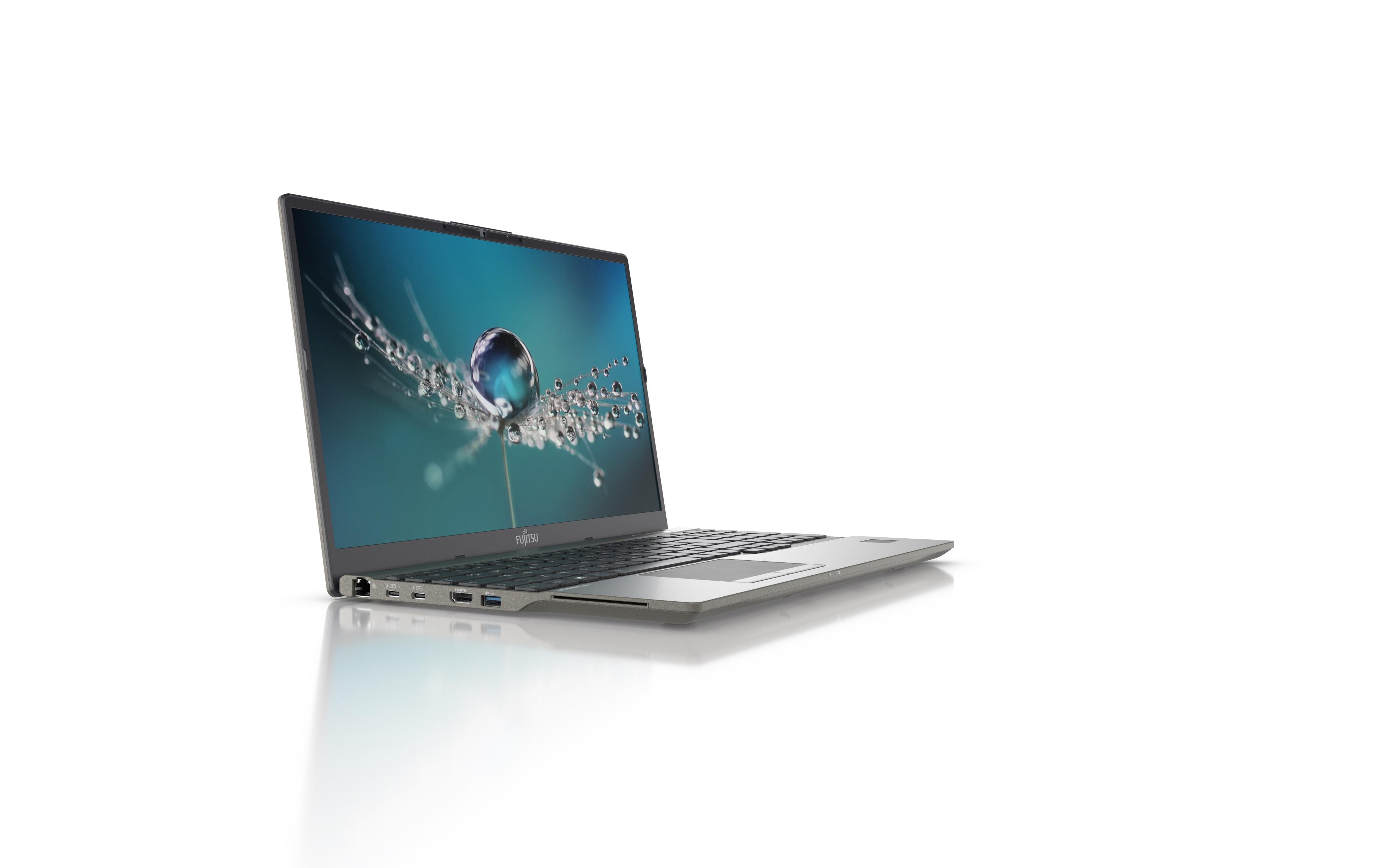 Lifebook U7: Fujitsus neue Notebooks behalten gesteckten RAM bei - Fujitsu Lifebook U7511 (Bild: Fujitsu)