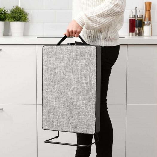 Der Förnuftig ist ein tragbarer Luftreiniger von Ikea. (Bild: Ikea)