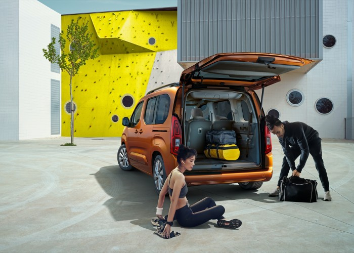 Opel Combo-e Life (Bild: Opel)