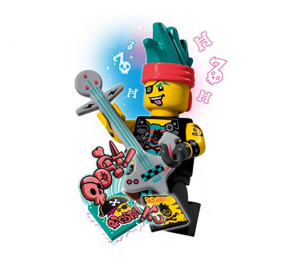 Lego Vidiyo (Bild: Lego)