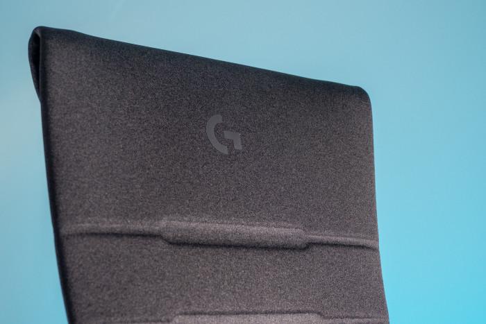 Subtiles Logitech-Branding (Bild: Martin Wolf/Golem.de)
