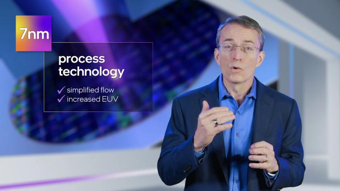 Intel nutzt bei 7 nm erstmals EUV. (Bild: Intel)