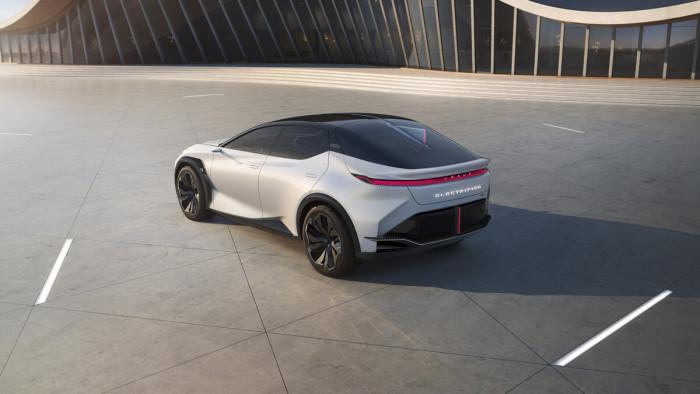 Lexus LF-Z (Bild: Lexus)