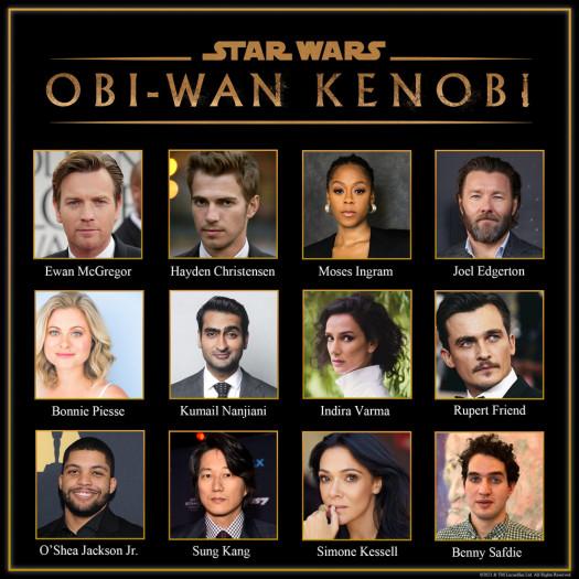 Bessetzung von Obi-Wan Kenobi (Bild: Disney)
