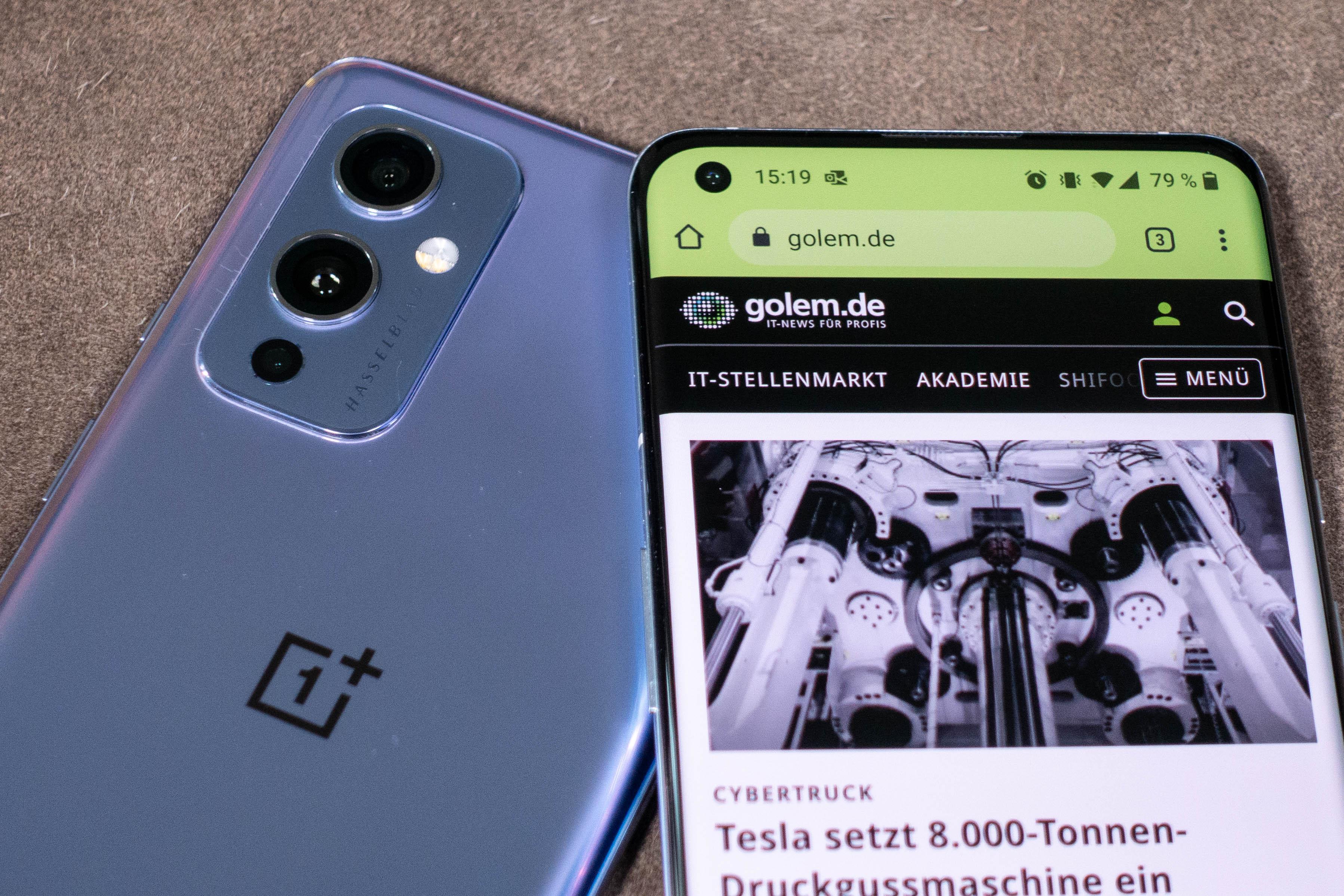 Oneplus 9 und 9 Pro im Test: Oneplus bringt viel Smartphone für 700 Euro -
