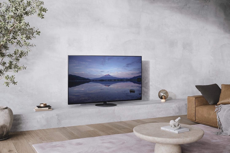 TV: Panasonic stellt zwei 48-Zoll-OLED-Fernseher vor - Panasonic ZW1004 (Bild: Panasonic
