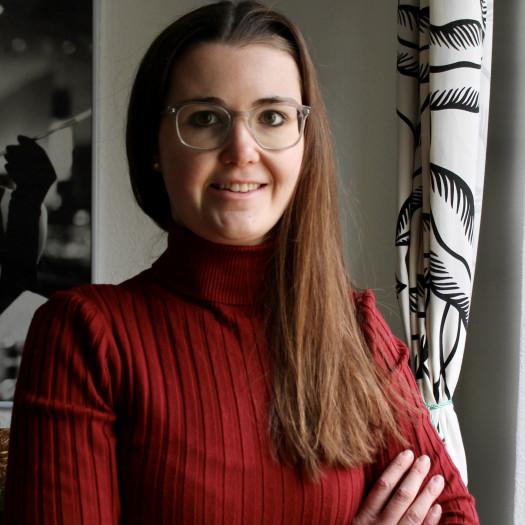 Leona Kuse ist seit einem Jahr als Entwicklerin bei Sipgate beschäftigt. Sie hat Informatik und Psychologie studiert. (Bild: privat)