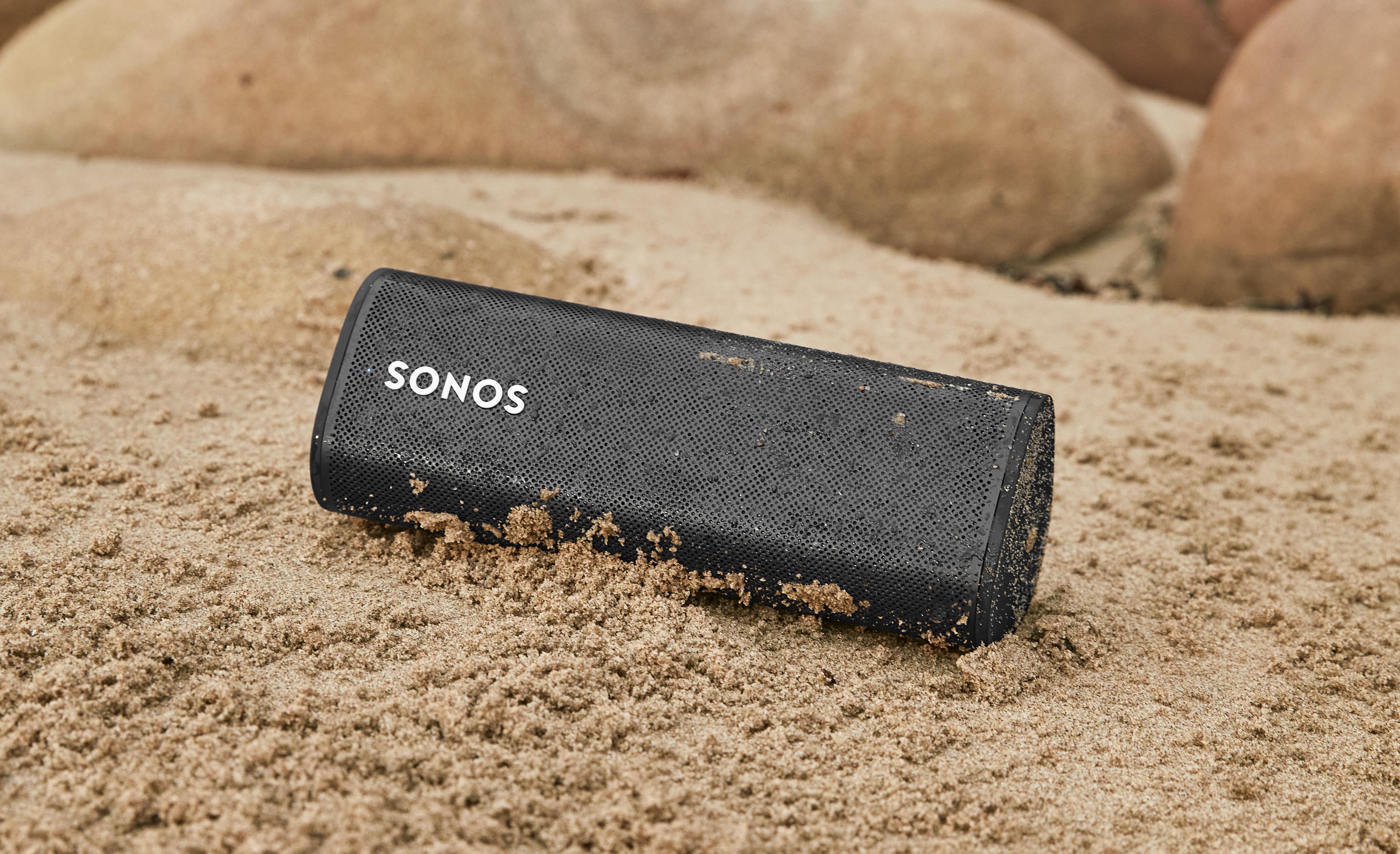 Roam: Neuer Sonos-Lautsprecher mit Bluetooth kostet 180 Euro - Roam (Bild: Sonos)