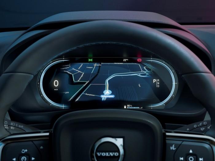 Volvo C40 Recharge (Bild: Hersteller)