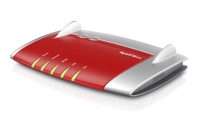 Bei den Routern ohne Modem konkurriert die Fritzbox 4040 mit ... (Bild: AVM)