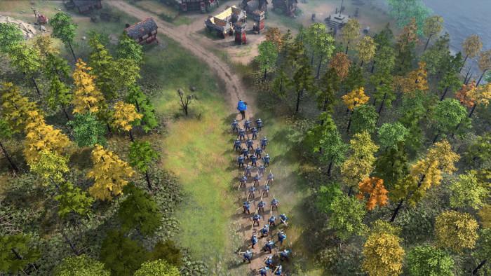 Artwork von Age of Empires 4 (Bild: Microsoft)