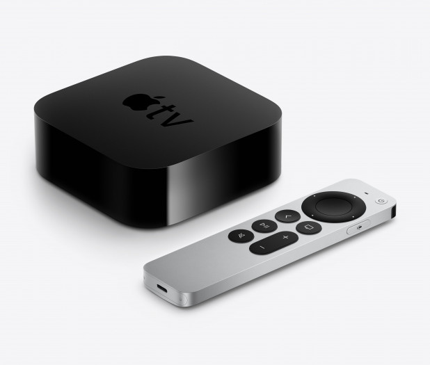 Apple TV 4K (Bild: Apple)