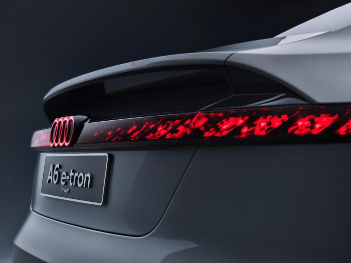 Audi A6 E-Tron (Bild: Audi)