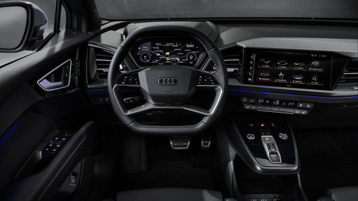 Audi Q4 E-Tron Interieur (Bild: Audi)