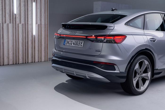 Q4 Sportback e-tron (Bild: Audi)