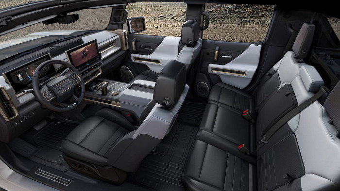 GMC Hummer EV SUV (Bild: General Motors)