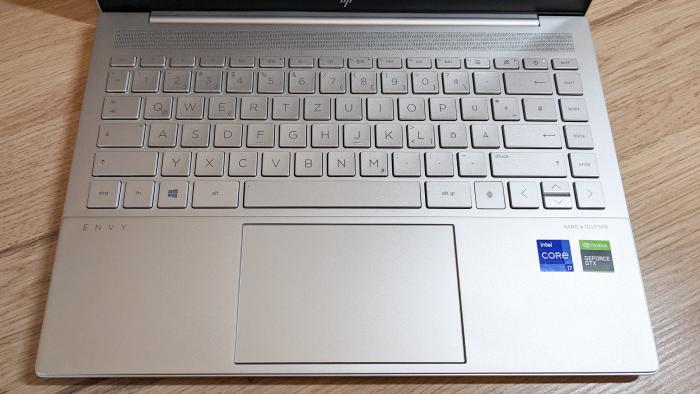 Gute Tastatur (Bild: Oliver Nickel/Golem.de)