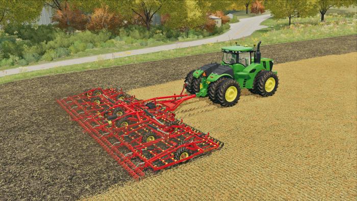Artwork des Landwirtschafts-Simulator 22 (Bild: Giants Software)
