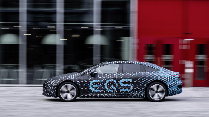 Mercedes EQS (Bild: Mercedes-Benz)