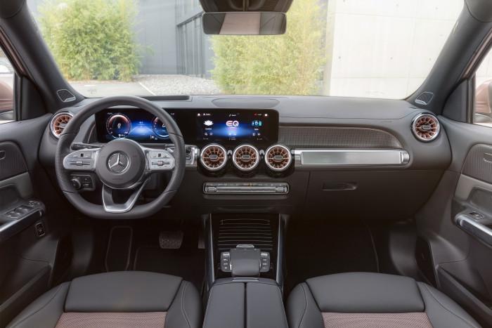 Mercedes-Benz EQB (Bild: Mercedes-Benz)