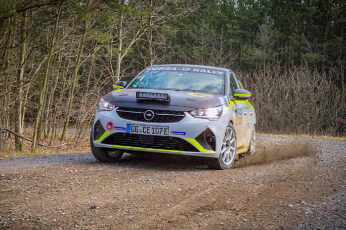 Opel Corsa-e Rally (Bild: Opel)