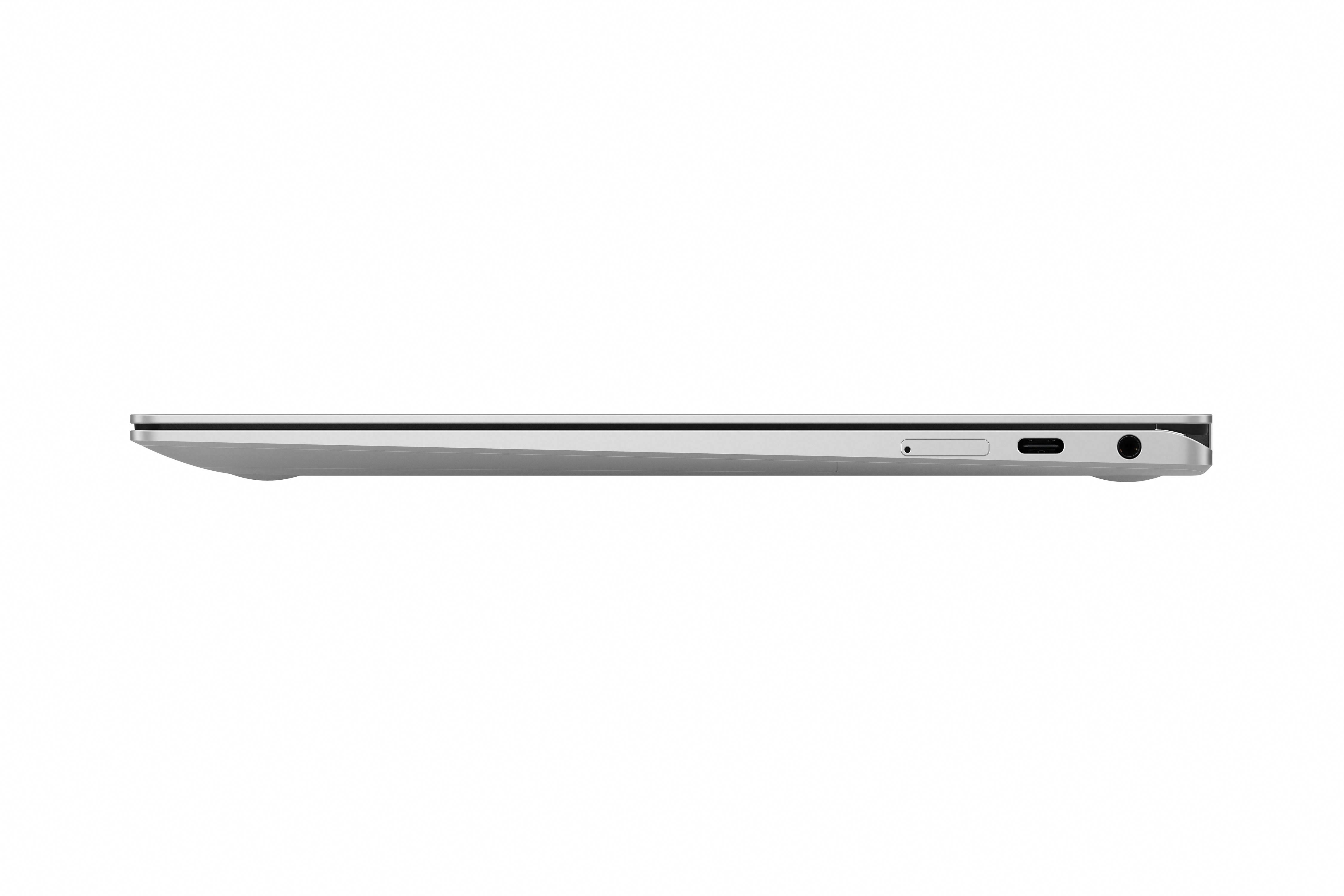 Samsung: Galaxy Books nutzen OLED und große Akkus - Galaxy Book Pro 360 mit 13,3 Zoll (Bild: Samsung)