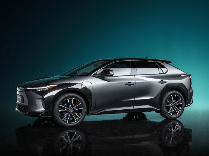 Toyota bZ4X Concept (Bild: Toyota)