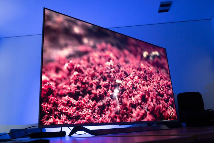 Xiaomi Mi TV Q1 (Bild: Martin Wolf/Golem.de)