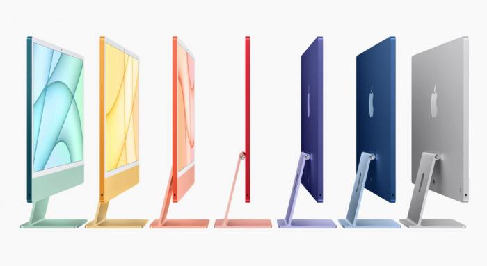 iMac 2021 (Bild: Apple)