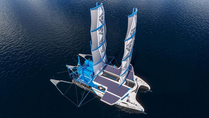 2022 soll der Bau der Manta beginnen. 2024 soll sie erstmals im Einsatz sein. (Bild: The Seacleaners)