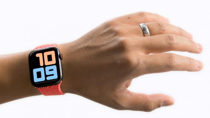 Assistivetouch auf der Apple Watch (Bild: Apple)