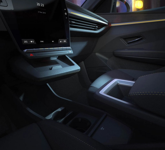 Renault Mégane Elektro (Bild: Renault)