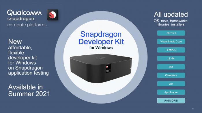 Snapdragon Development Kit (Bild: Qualcomm)