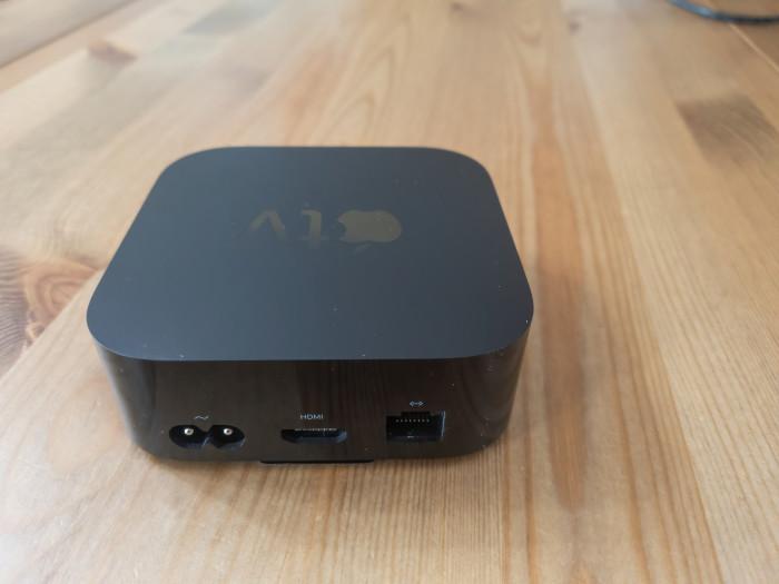 Apple TV 4K (2021) (Bild: Ingo Pakalski/Golem.de)