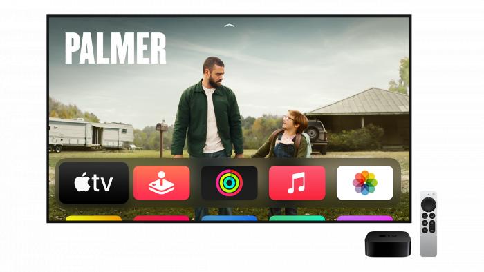 Apple TV 4K (2021) (Bild: Apple)