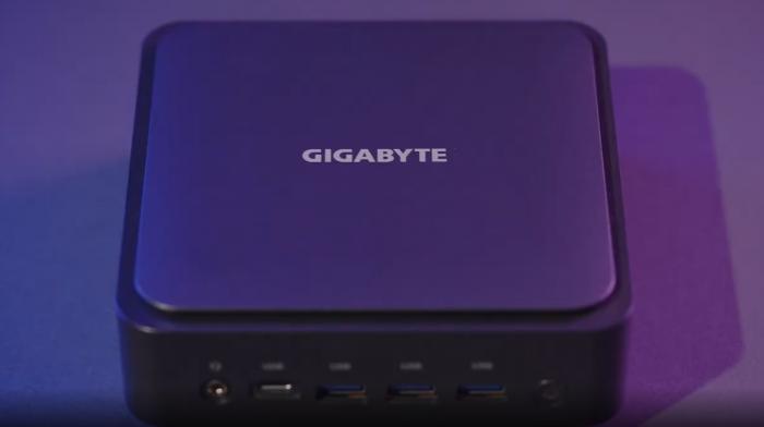 Gigabyte Brix mit Ryzen 5000 (Bild: Gigabyte)