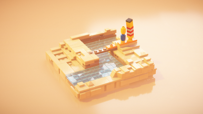 Impressionen aus Lego Builder's Journey (Rechteinhaber: Light Brick, Screenshot: Golem.de)
