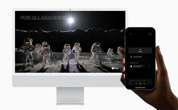 MacOS Monterey - neue Funktionen (Bild: Apple)