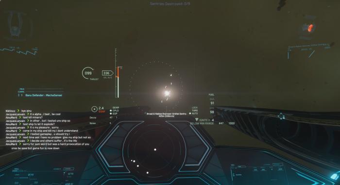 Einige Missionen machen uns selbst zum Piraten. (Screenshot: Oliver Nickel/Golem.de)