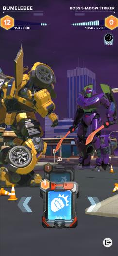 Artwork von Transformers - Heavy Metal (Bild: Hasbro/Niantic)