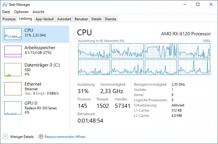 Der Cato-Chip wird als RX-8210 vermarktet. (Bild: Golem.de)